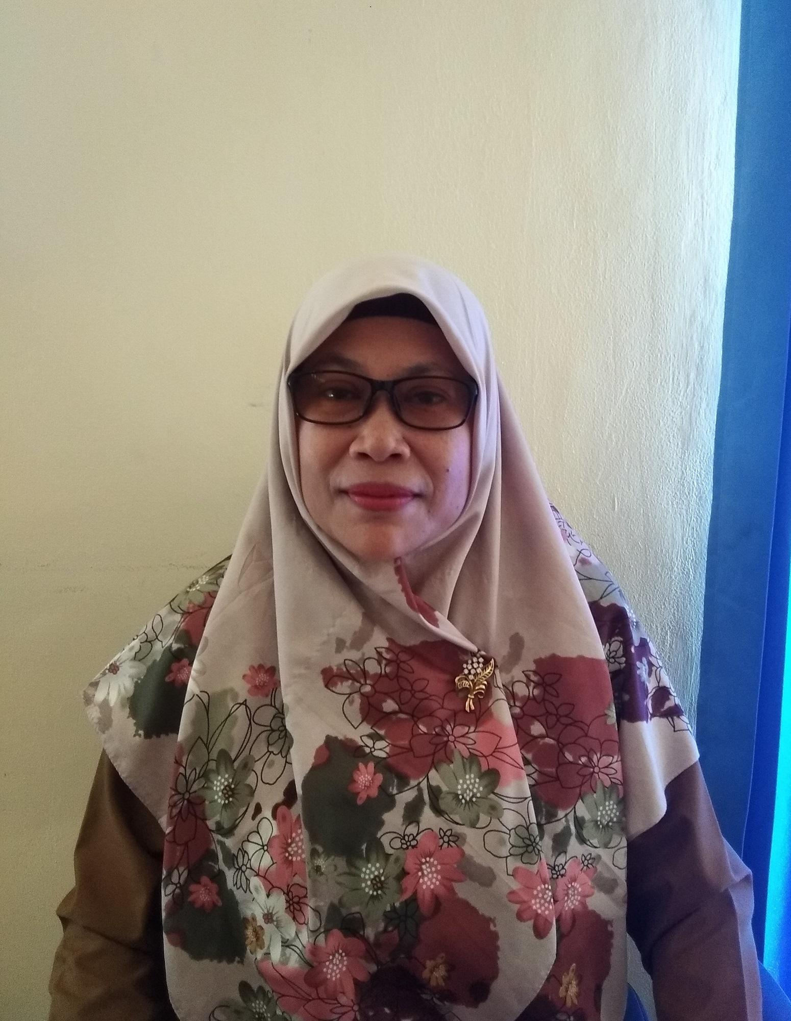 Hj. Siti Maryam. S.Pi.